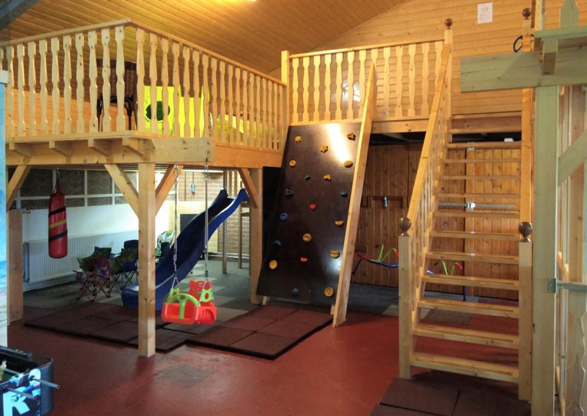Groepsaccommodatie DG168 - Nederland - Gelderland - 30 personen - recreatieruimte