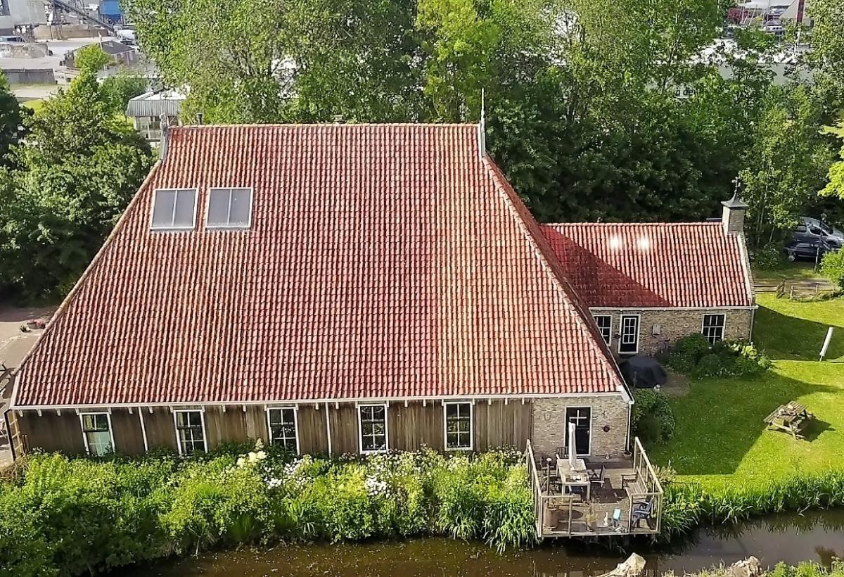 Groepsaccommodatie FR139 - Nederland - Friesland - 40 personen