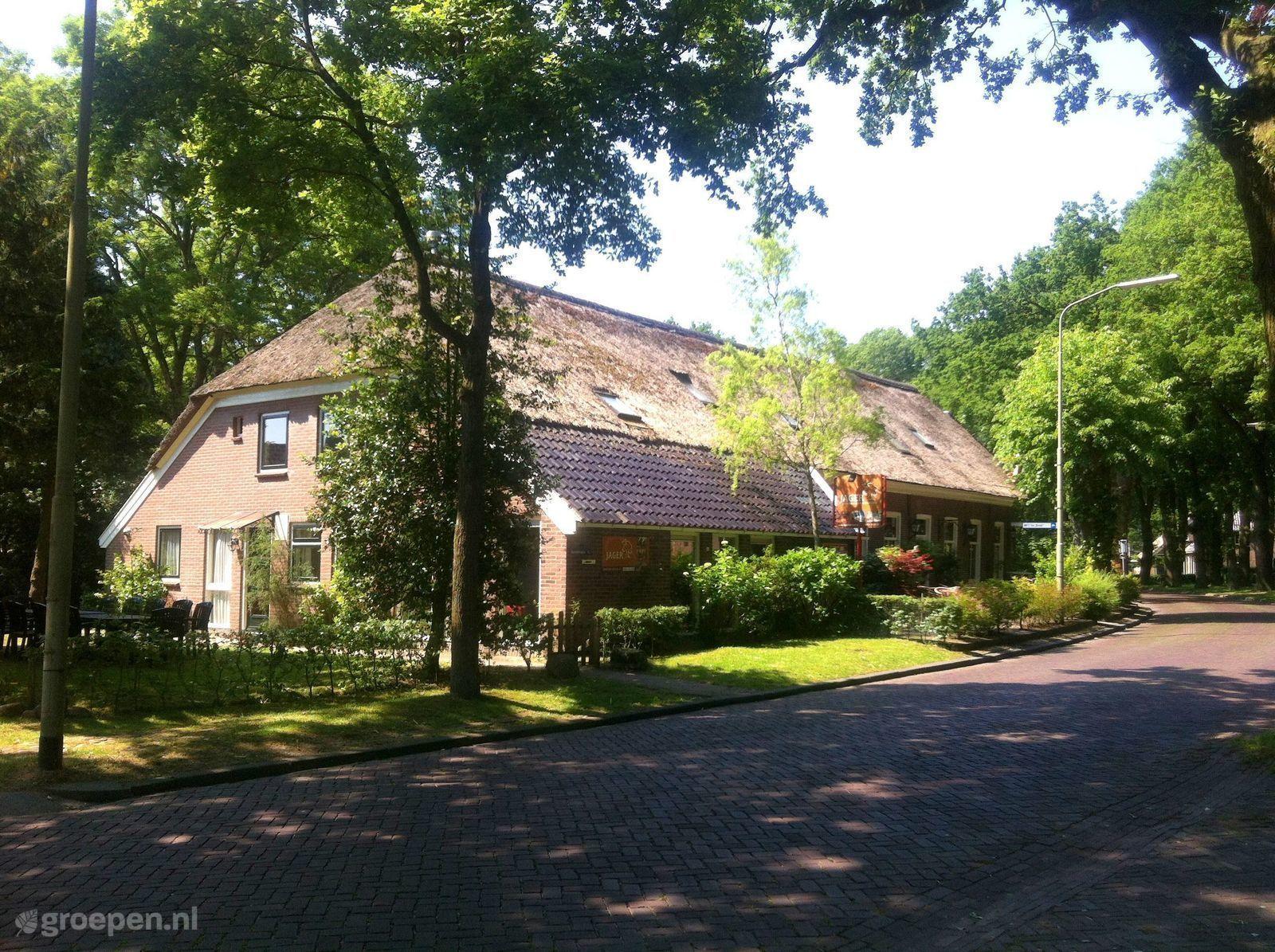 Groepsaccommodatie Sleen - Nederland - Drenthe - 40 personen - huis