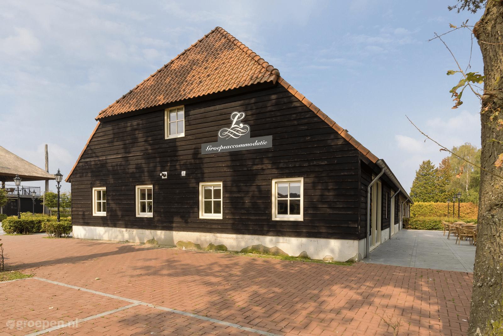 Vakantieboerderij Hapert - Nederland - Noord-Holland - 42 personen - huis