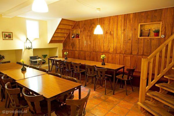 Vakantieboerderij Sleen - Nederland - Drenthe - 47 personen - eettafel