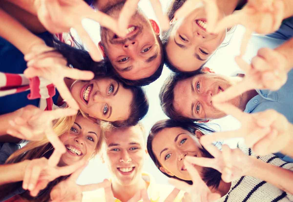 groepsaccommodatie met vrienden
